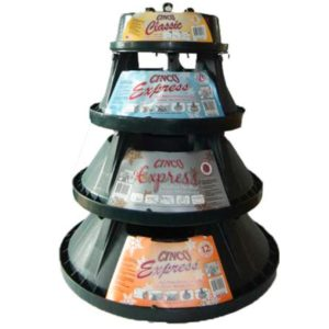 Cinco® Christmas tree stands